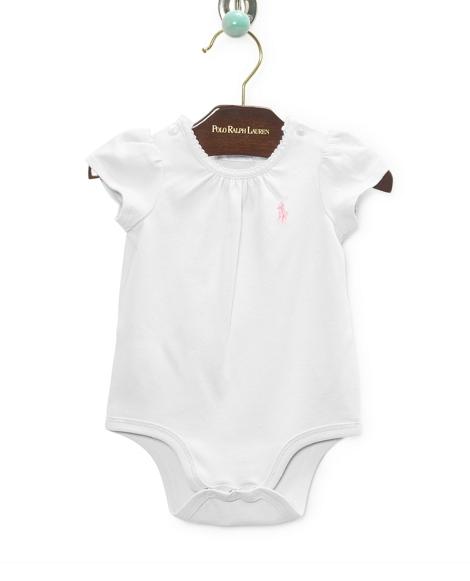 Cotton Interlock Bodysuit