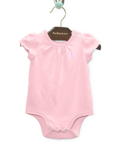 Cotton Interlock Bodysuit
