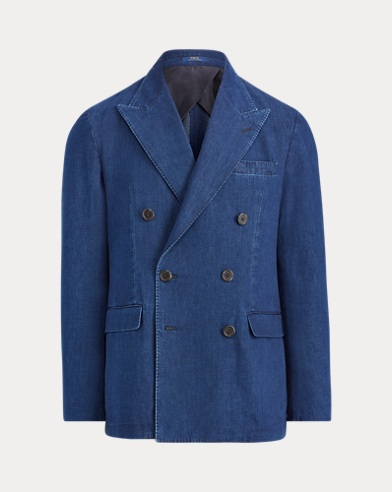 Morgan Denim Sport Coat