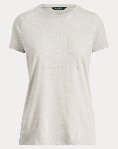 Studded Logo T-Shirt
