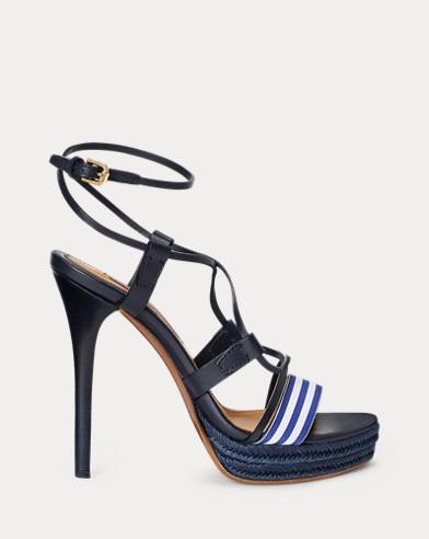 Isabetta Calfskin Sandal