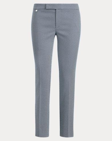 Twill Skinny Pant