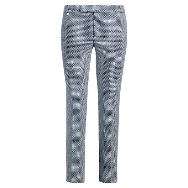 Ralph Lauren Twill Skinny Pant Blue Multi 2P