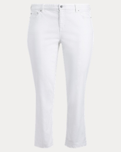 Premier Straight Crop Jean