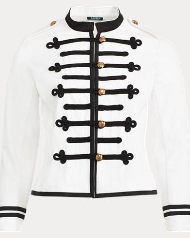 Military Denim Jacket
