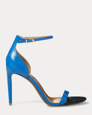 Sonika Nappa Leather Sandal
