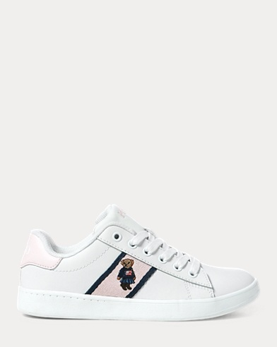 Quilton Polo Bear Sneaker
