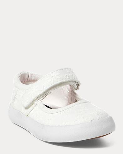 Pippa Eyelet Sneaker