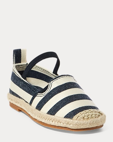Beakon Striped Espadrille