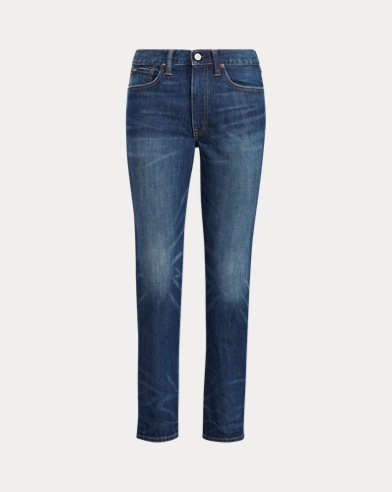 Waverly High-Rise Crop Jean