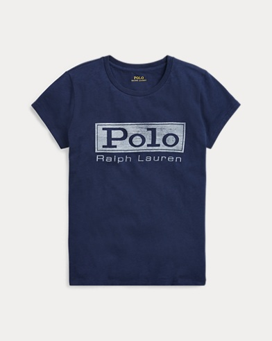 Logo Jersey Graphic T-Shirt