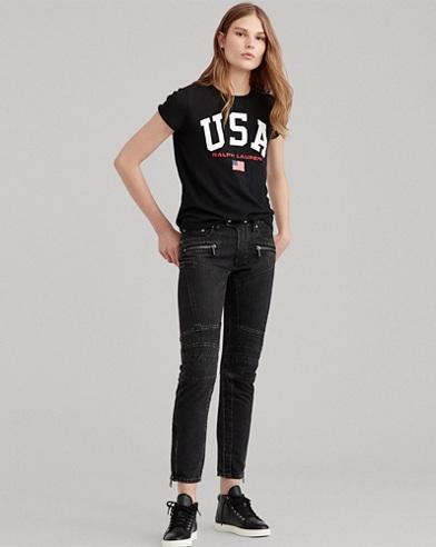USA Cotton T-Shirt