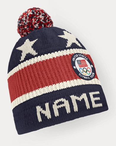Team USA Custom Hat