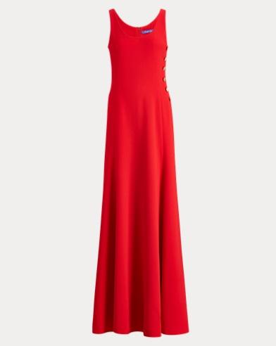 Marielle Crepe Dress
