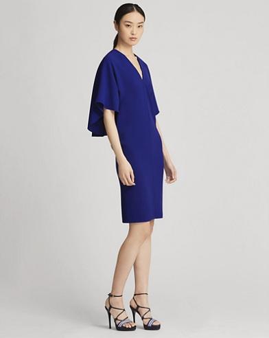 Valentina Crepe Dress