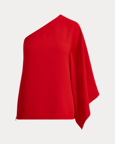 Margerie Crepe Blouse