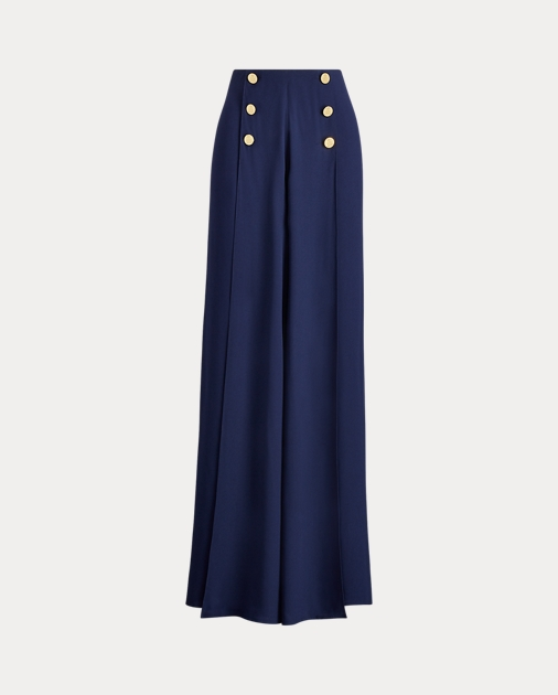 Montaine Crepe Pant by Ralph Lauren