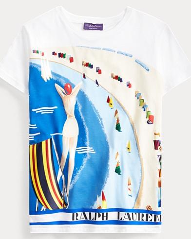 Chester Beach Cotton T-Shirt