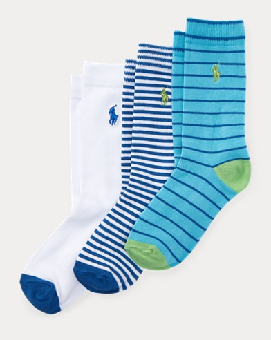 Prepster Stripe Sock 3-Pack