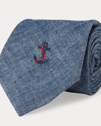 Polo Ralph Lauren Bathroom Sets. Anchor Chambray Narrow Tie Polo Ralph Lauren