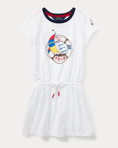 CP-93 Jersey T-Shirt Dress