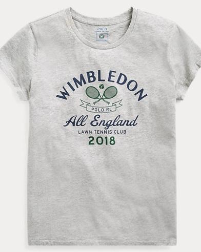 Wimbledon Graphic T-Shirt