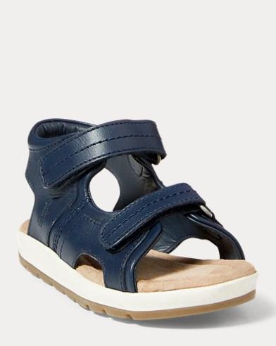 Duncen Leather Sandal