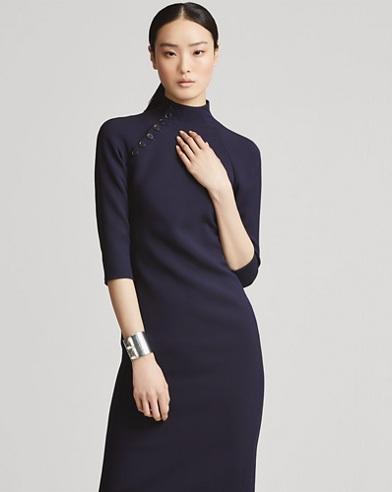 Matilda Wool-Silk Dress