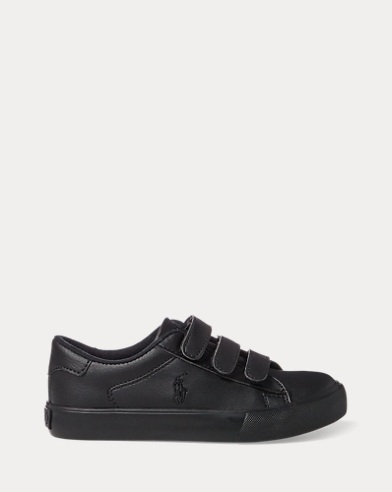 Easten Faux-Leather EZ Sneaker