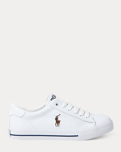 Easten II Faux-Leather Sneaker