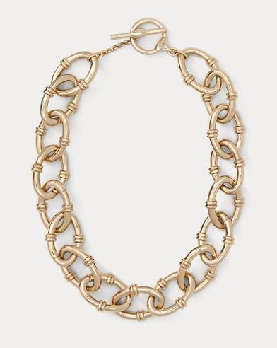 Metal Link Collar