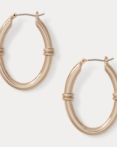 Link Hoop Earrings