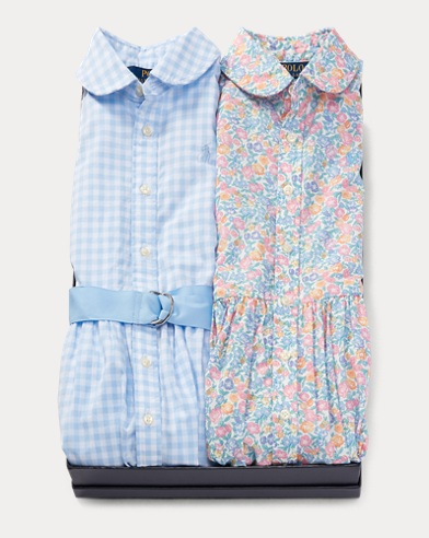 Shirtdress 2-Piece Gift Set