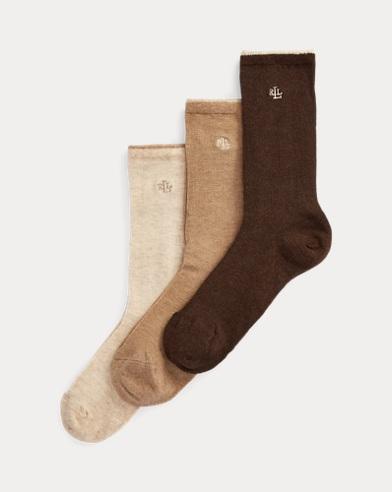 Stretch Trouser Sock 3-Pack