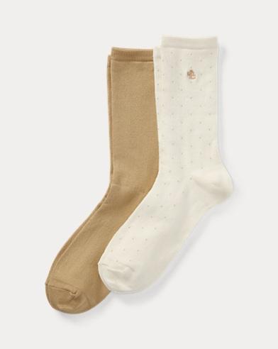Stretch Trouser Sock 2-Pack