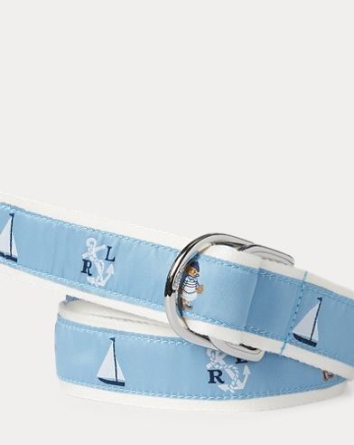 Nautical Polo Bear Belt