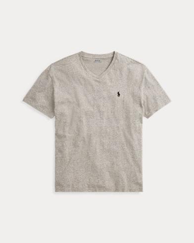 Classic Fit V-Neck T-Shirt