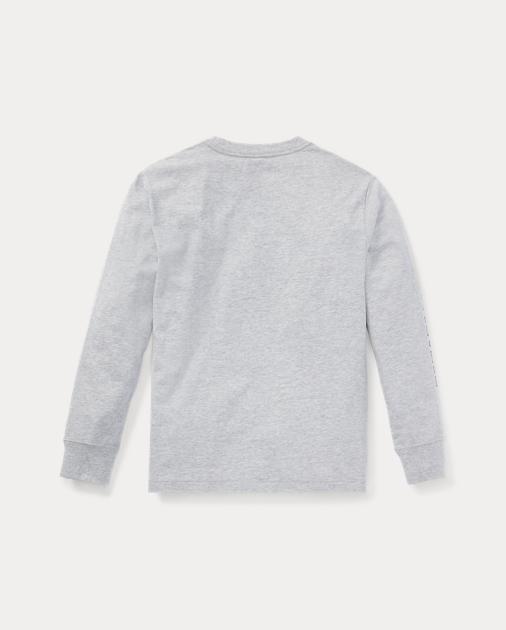 0c580822 Cotton Jersey Graphic T-Shirt | Ralph Lauren DE