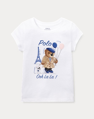 Polo Bear Jersey T-Shirt