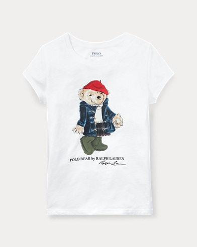 Wellie Bear Cotton T-Shirt