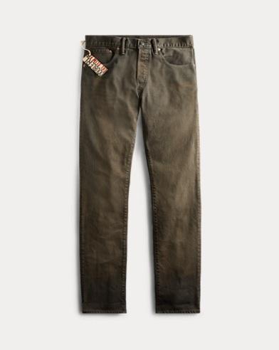 Slim Fit Bedford Corduroy Pant