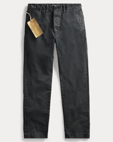 Cotton Officer's Chino