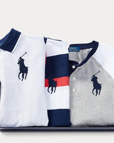Big Pony 3-Piece Gift Set