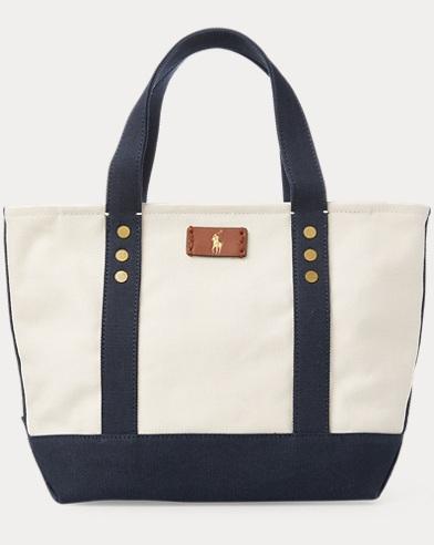 Canvas Mini Tote Bag