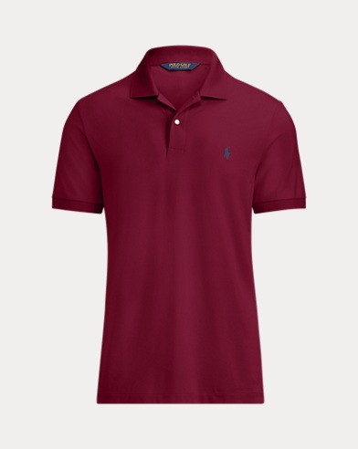 Custom Slim Performance Polo