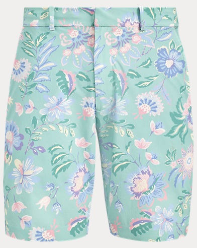 Classic Fit Floral Golf Trunk