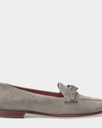 Bailee Suede Loafer