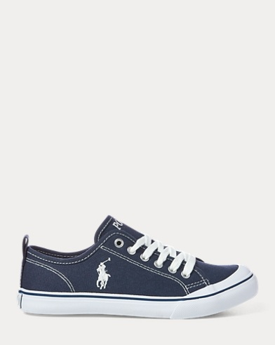 Karlen Canvas Low-Top Sneaker