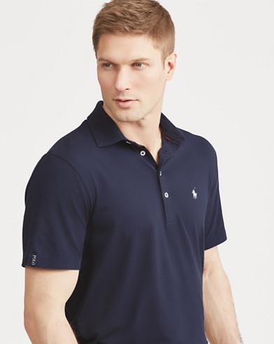 U.S. Open Custom Slim Fit Polo