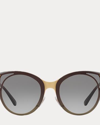 Square-Bridge Sunglasses
